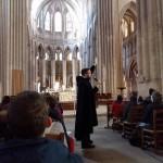 Coutances découverte de la cathédrale
