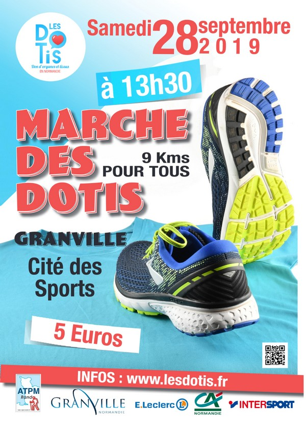 Affiche Dotis Run_Version reduite.Granville